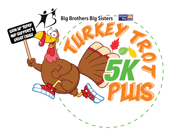 Autobahn Turkey Trot 5k Plus for Big Brothers, Big Sisters